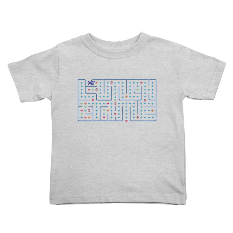 Lunch time Kids Toddler T-Shirt by MagicMagic Artist Shop