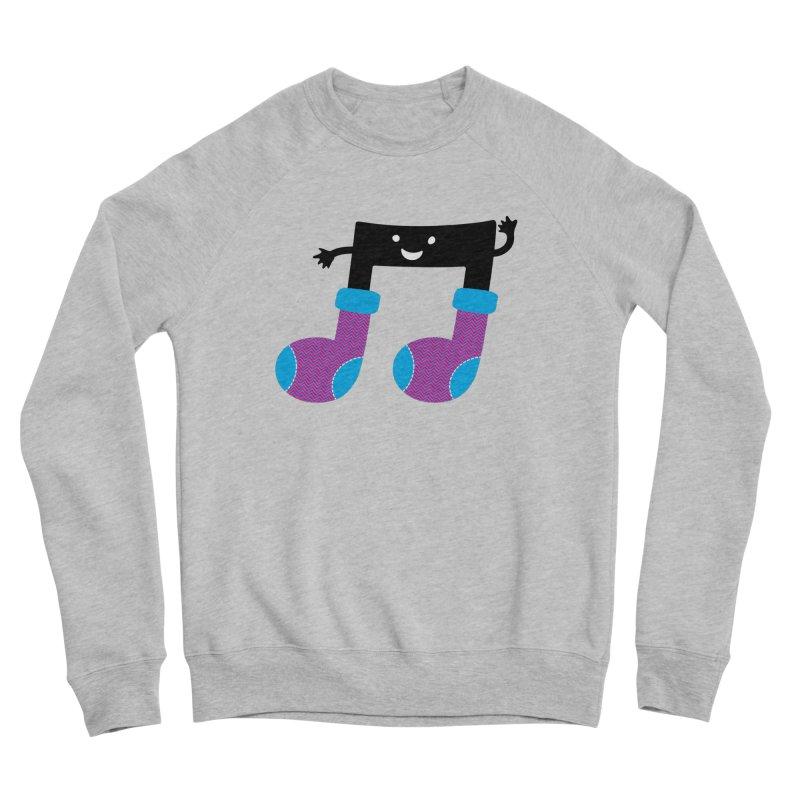 Warm music Women's Sponge Fleece Sweatshirt by magicmagic