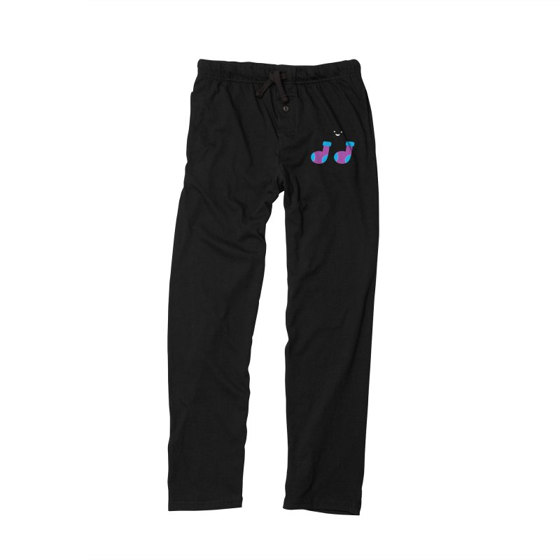Warm music Women's Lounge Pants by MagicMagic Artist Shop