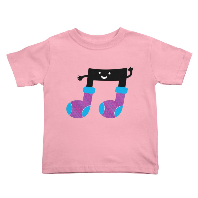 Warm music Kids Toddler T-Shirt by magicmagic