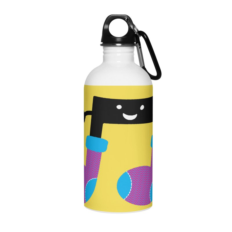 Warm music Accessories Water Bottle by magicmagic
