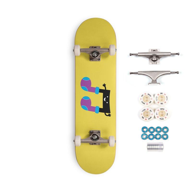 Warm music Accessories Complete - Premium Skateboard by magicmagic