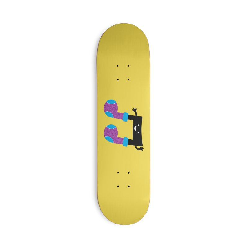 Warm music Accessories Deck Only Skateboard by magicmagic