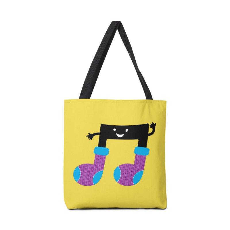 Warm music Accessories Bag by MagicMagic Artist Shop