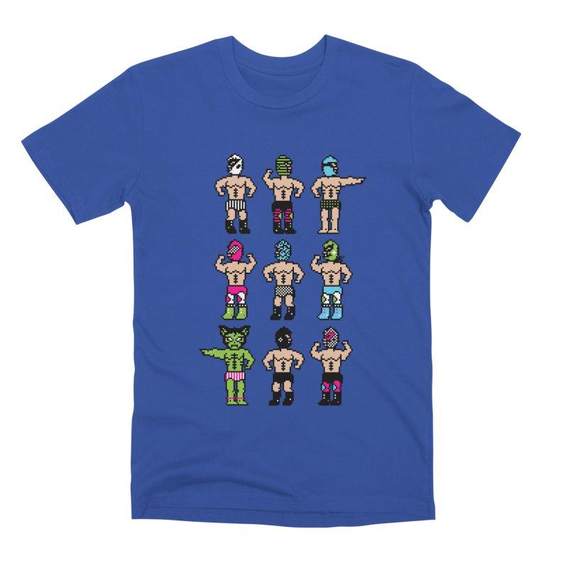 Wrestling maniacs Men's T-Shirt by magicmagic