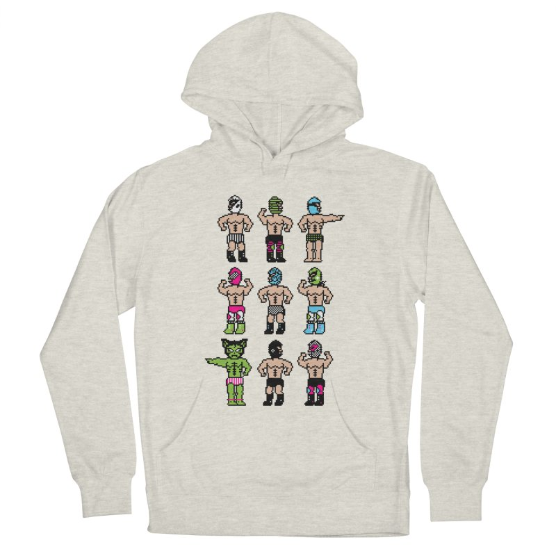 Wrestling maniacs Women's Pullover Hoody by MagicMagic Artist Shop