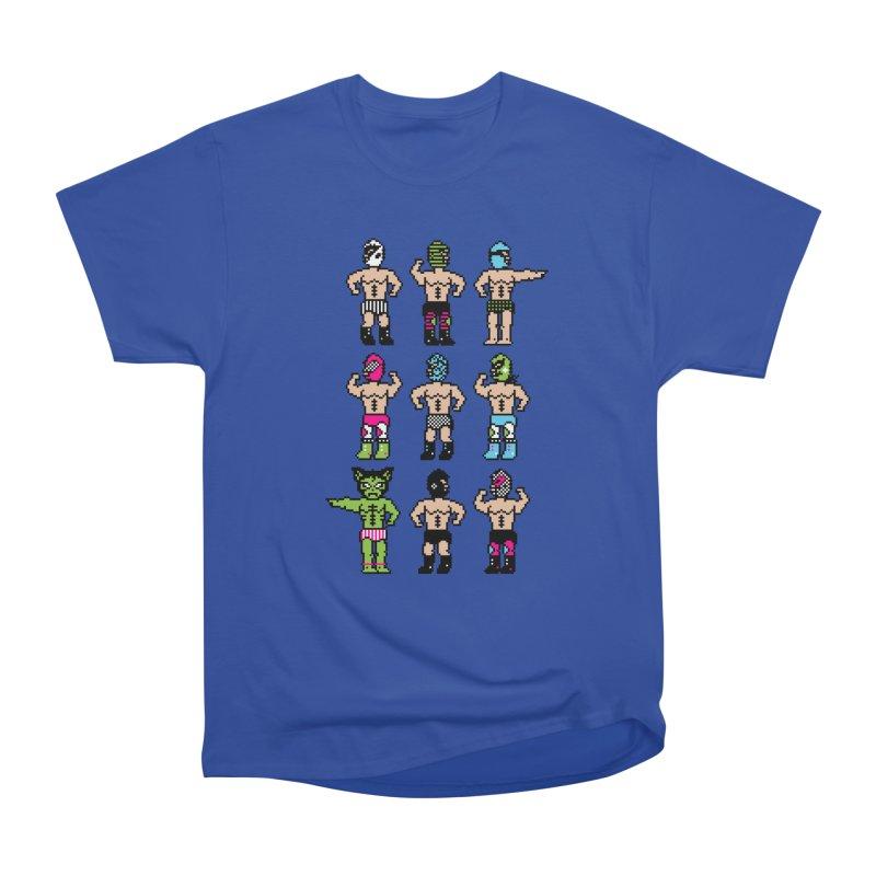 Wrestling maniacs Women's Heavyweight Unisex T-Shirt by magicmagic