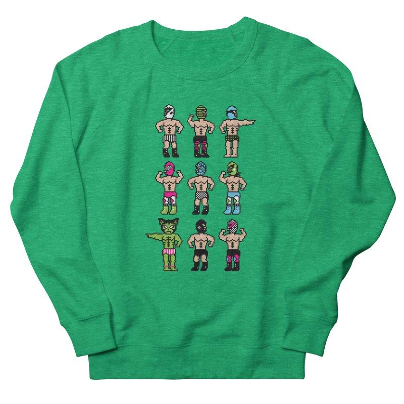 Wrestling maniacs Men's Sweatshirt by MagicMagic Artist Shop