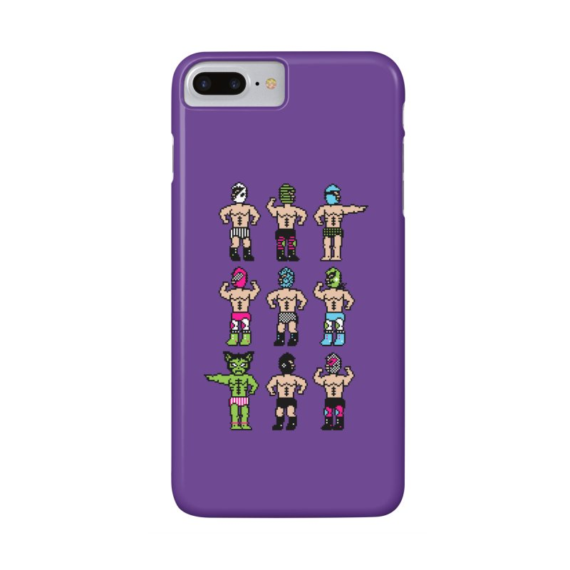 Wrestling maniacs Accessories Phone Case by MagicMagic Artist Shop