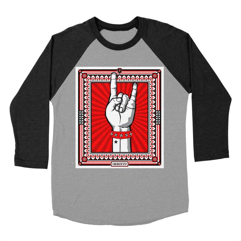 Glory Women's Baseball Triblend T-Shirt by MagicMagic Artist Shop