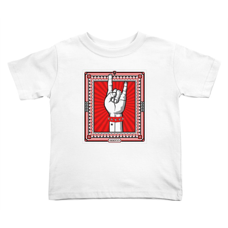 Glory Kids Toddler T-Shirt by MagicMagic Artist Shop