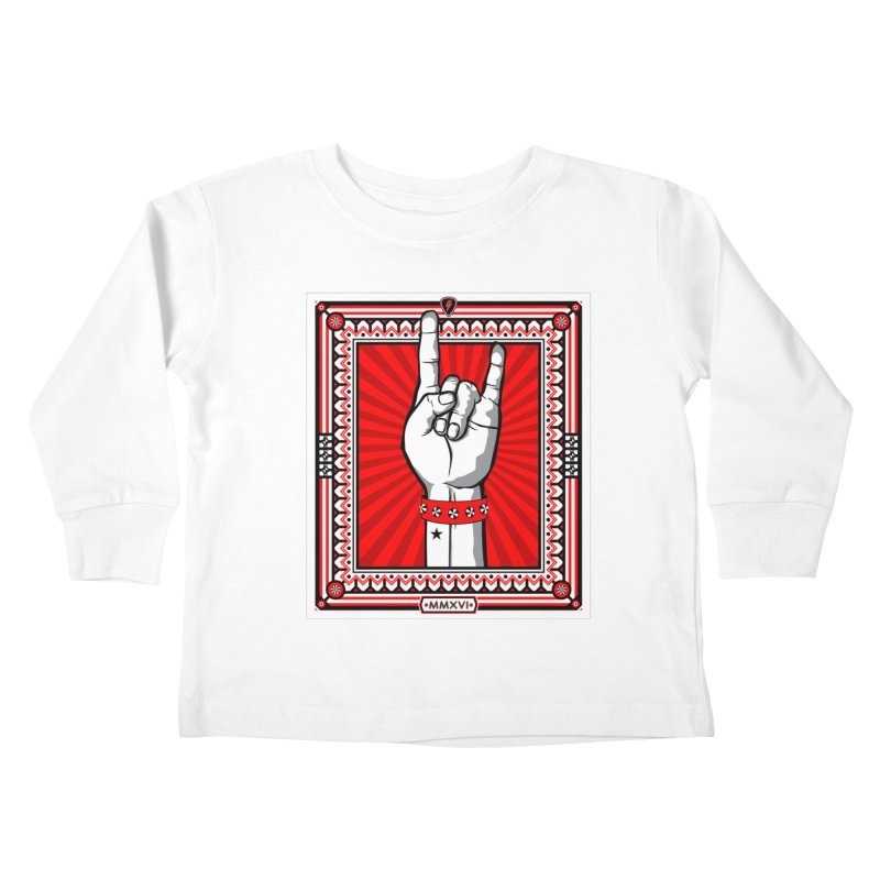 Glory Kids Toddler Longsleeve T-Shirt by MagicMagic Artist Shop