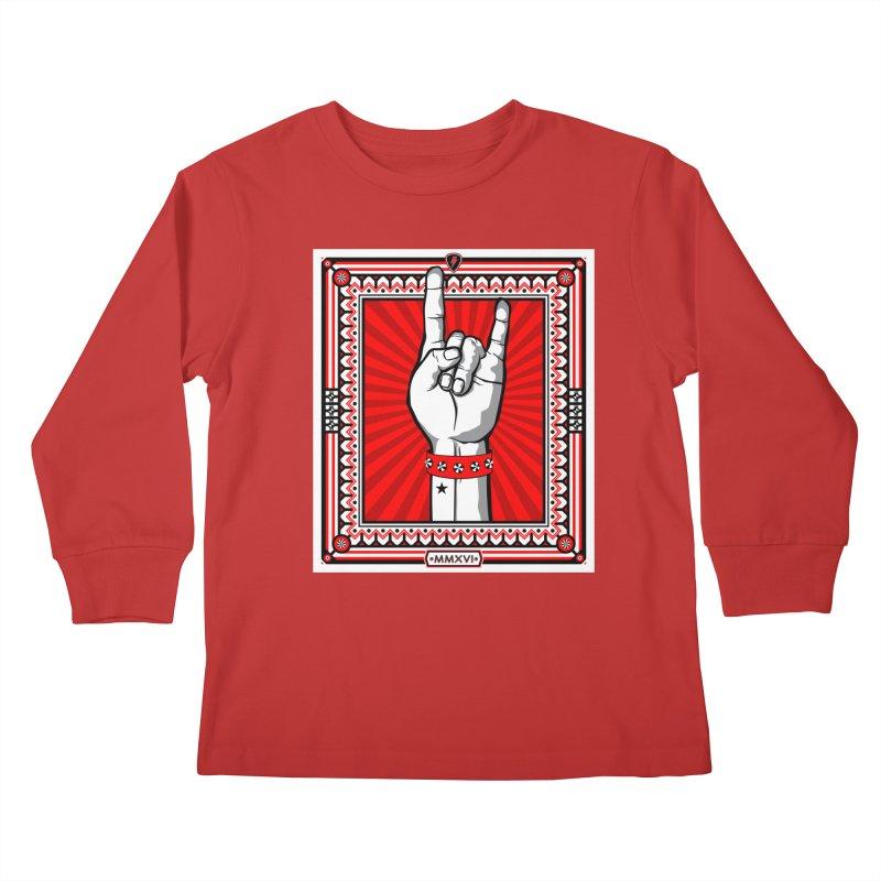 Glory Kids Longsleeve T-Shirt by MagicMagic Artist Shop