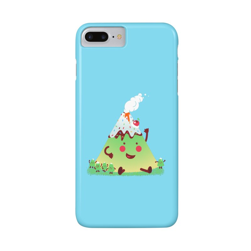 The Hill-arious Accessories Phone Case by MagicMagic Artist Shop
