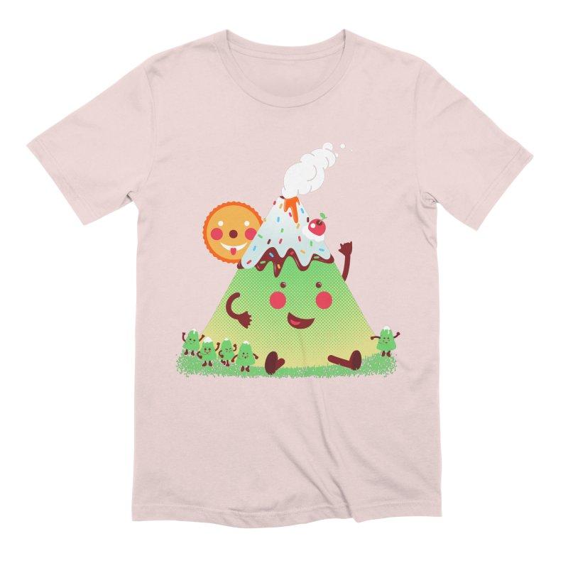 Hill parade Men's Extra Soft T-Shirt by magicmagic