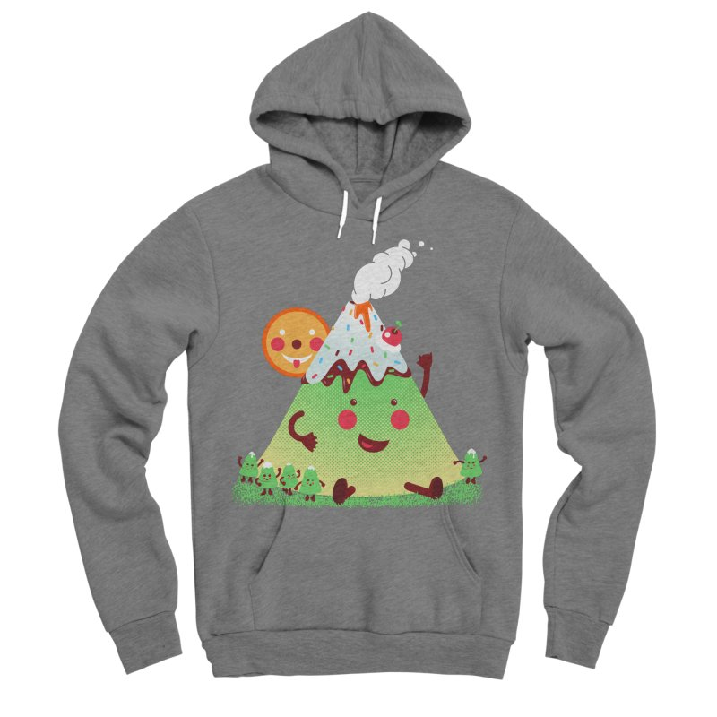 Hill parade Men's Sponge Fleece Pullover Hoody by magicmagic