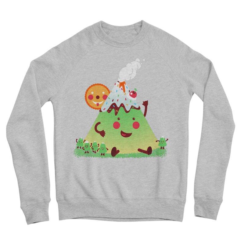 Hill parade Men's Sponge Fleece Sweatshirt by magicmagic
