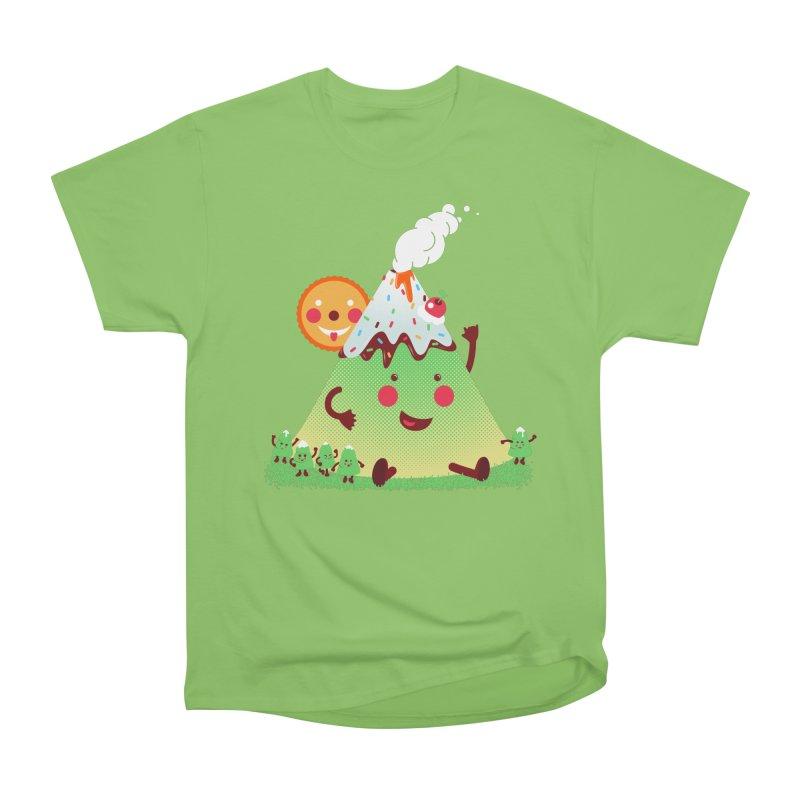 Hill parade Men's Heavyweight T-Shirt by magicmagic