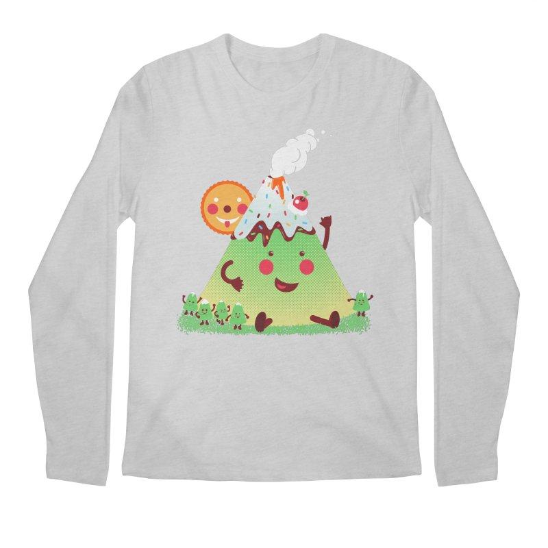 Hill parade Men's Regular Longsleeve T-Shirt by magicmagic