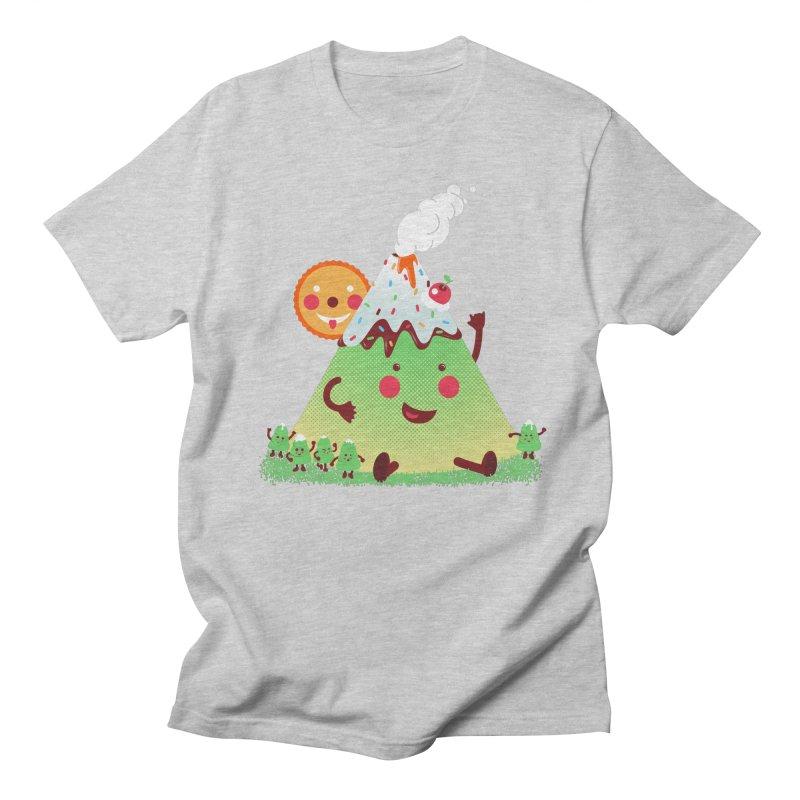 Hill parade Women's Regular Unisex T-Shirt by magicmagic
