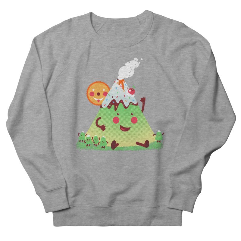 The Hill-arious Men's Sweatshirt by MagicMagic Artist Shop