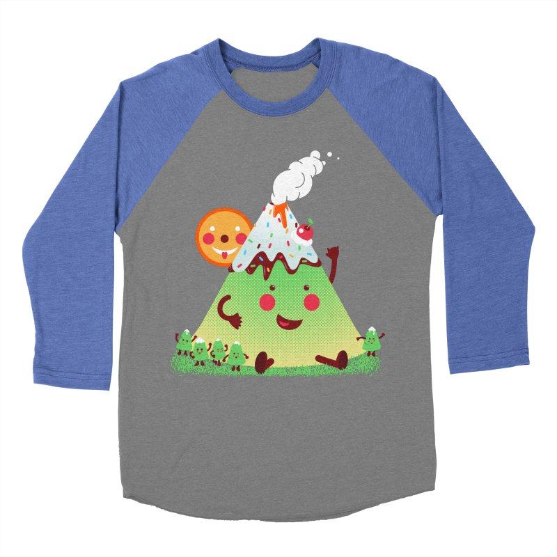 The Hill-arious Women's Baseball Triblend T-Shirt by MagicMagic Artist Shop