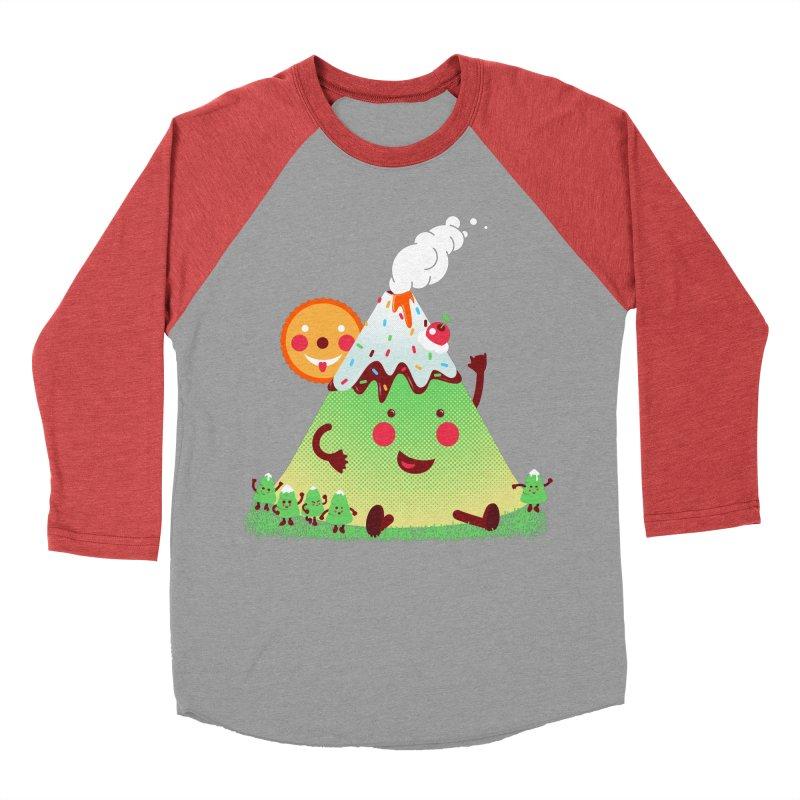 Hill parade Men's Baseball Triblend Longsleeve T-Shirt by magicmagic
