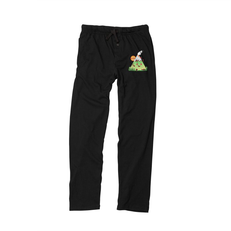 The Hill-arious Men's Lounge Pants by MagicMagic Artist Shop