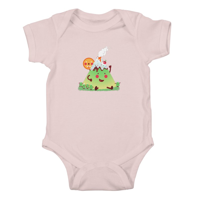 Hill parade Kids Baby Bodysuit by magicmagic