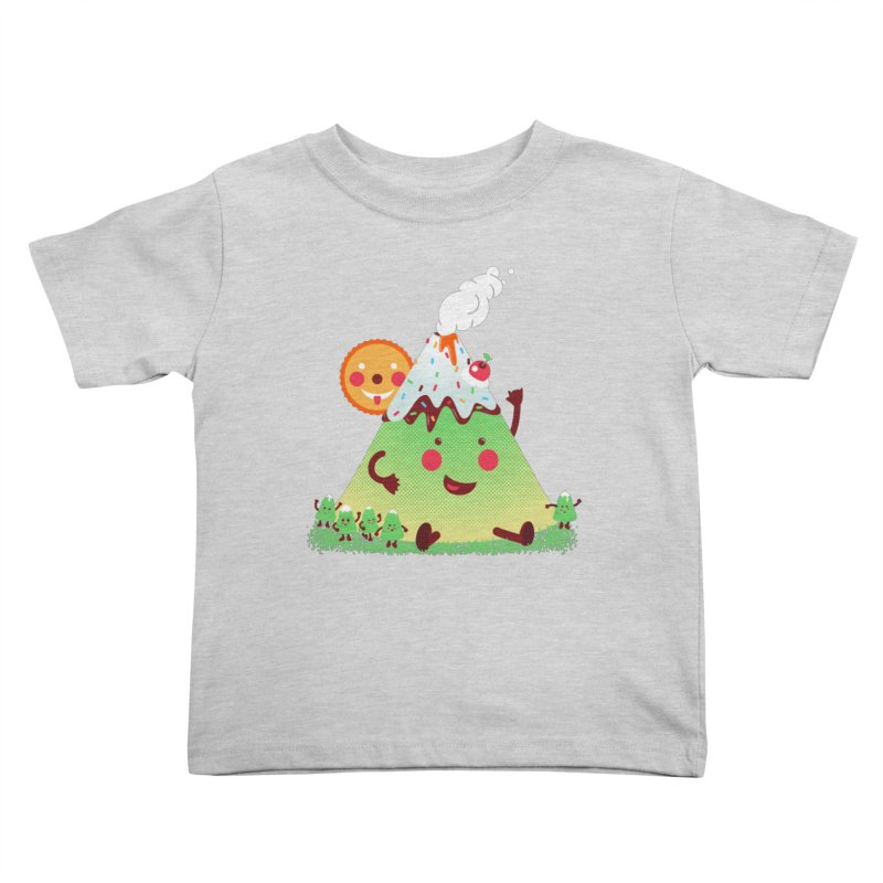 The Hill-arious Kids Toddler T-Shirt by MagicMagic Artist Shop