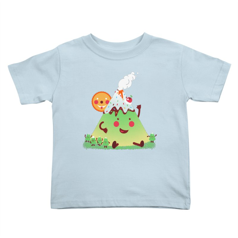 Hill parade Kids Toddler T-Shirt by magicmagic