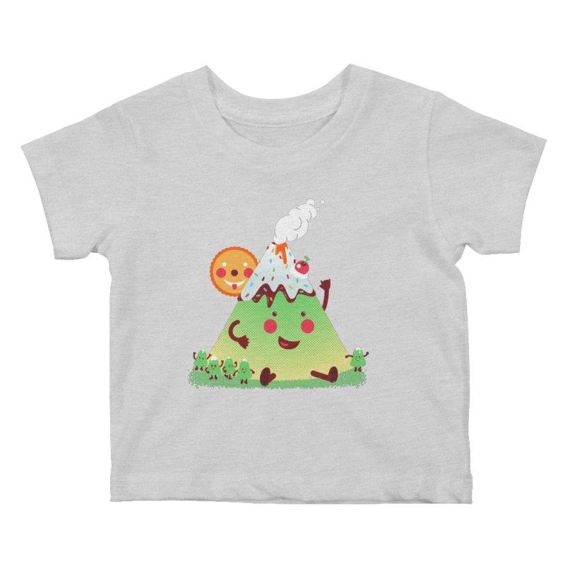 Hill parade Kids Baby T-Shirt by magicmagic