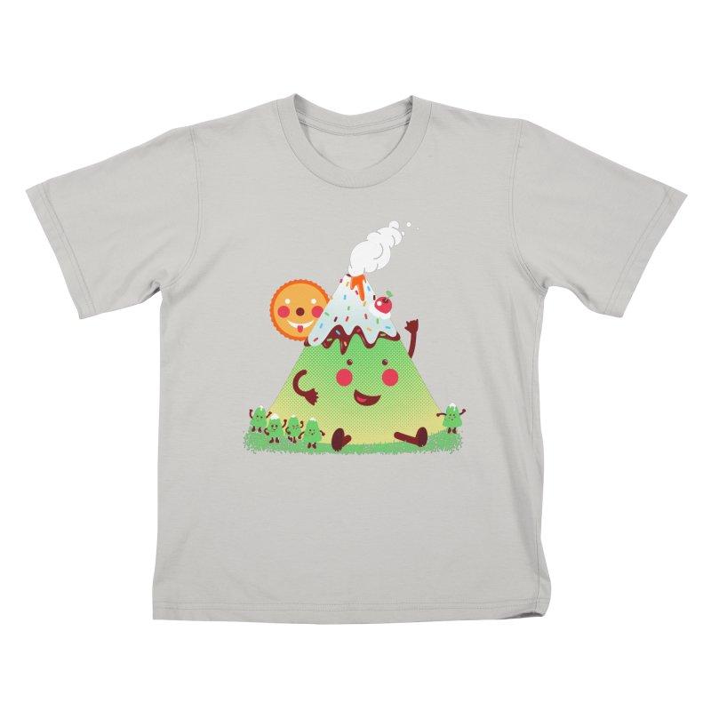 The Hill-arious Kids T-Shirt by MagicMagic Artist Shop