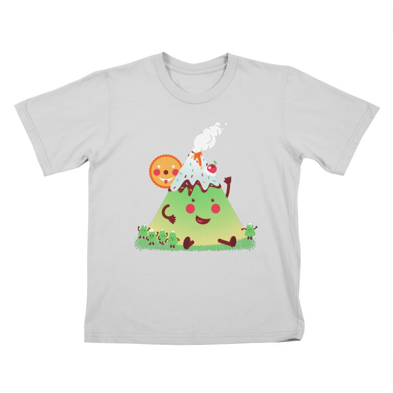 Hill parade Kids T-Shirt by magicmagic