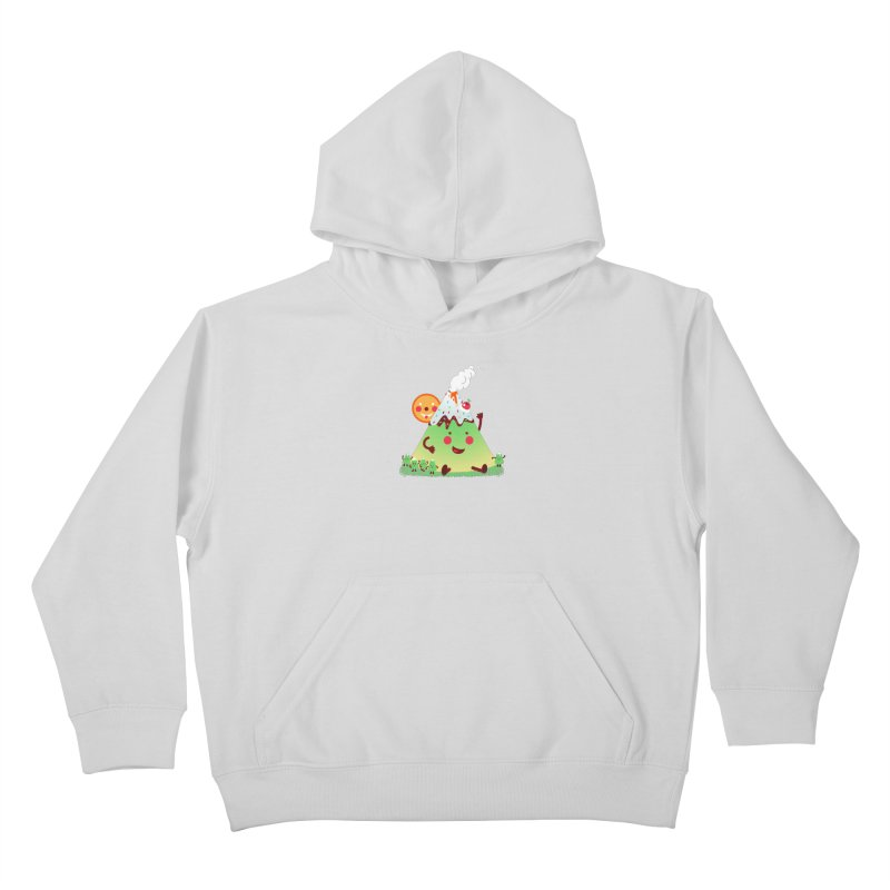 Hill parade Kids Pullover Hoody by magicmagic