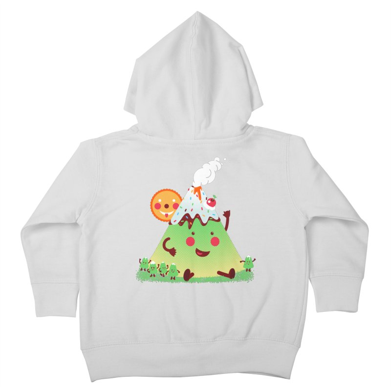 Hill parade Kids Toddler Zip-Up Hoody by magicmagic