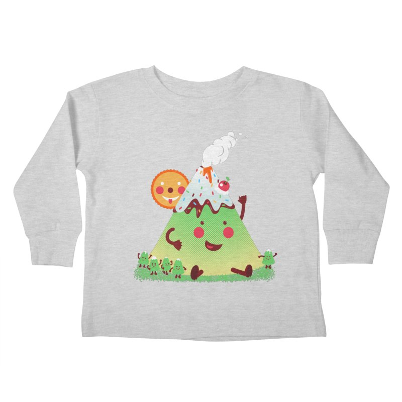 The Hill-arious Kids Toddler Longsleeve T-Shirt by MagicMagic Artist Shop