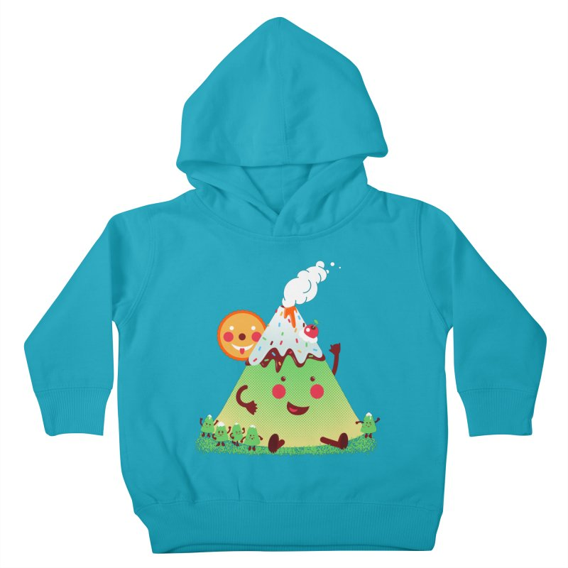 The Hill-arious Kids Toddler Pullover Hoody by MagicMagic Artist Shop