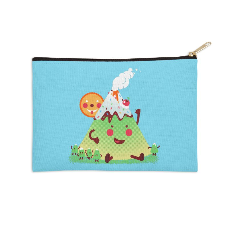 Hill parade Accessories Zip Pouch by magicmagic