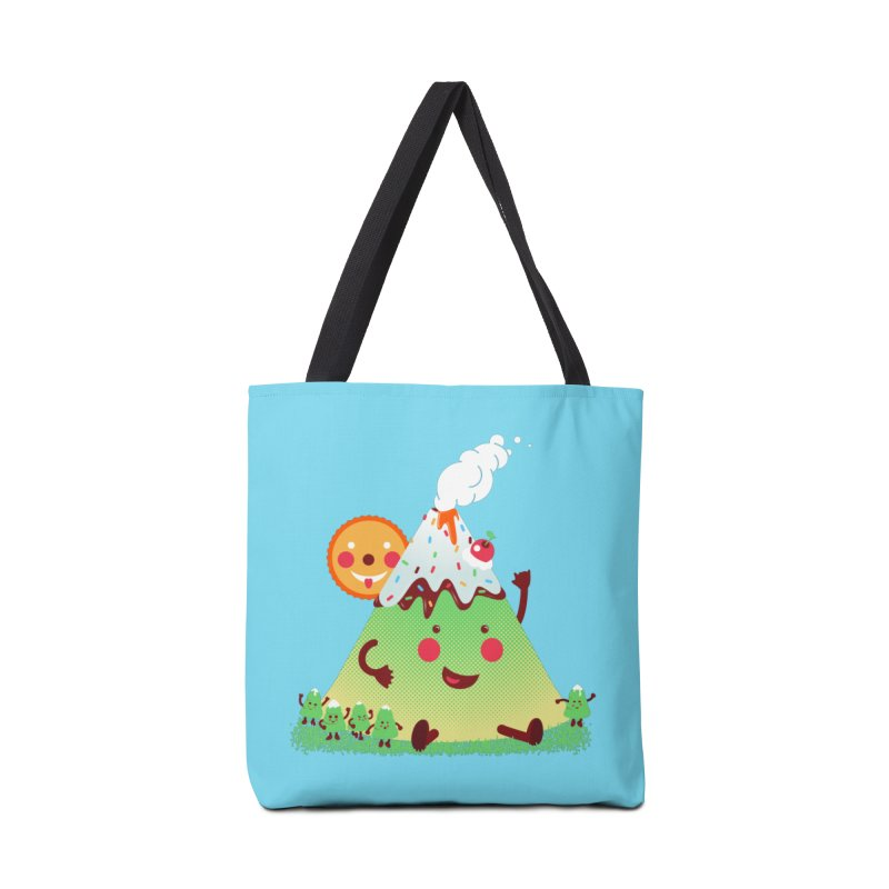 The Hill-arious Accessories Bag by MagicMagic Artist Shop