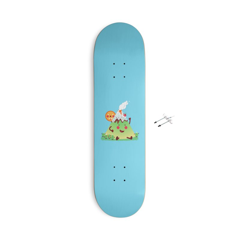Hill parade Accessories With Hanging Hardware Skateboard by magicmagic