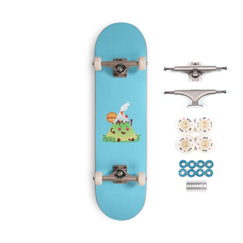Hill parade Accessories Complete - Premium Skateboard by magicmagic