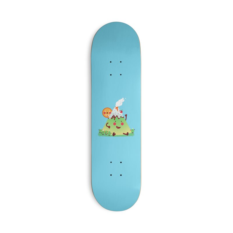 Hill parade Accessories Deck Only Skateboard by magicmagic