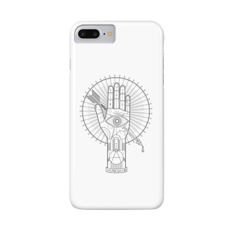 Vivre sa vie Accessories Phone Case by MagicMagic Artist Shop