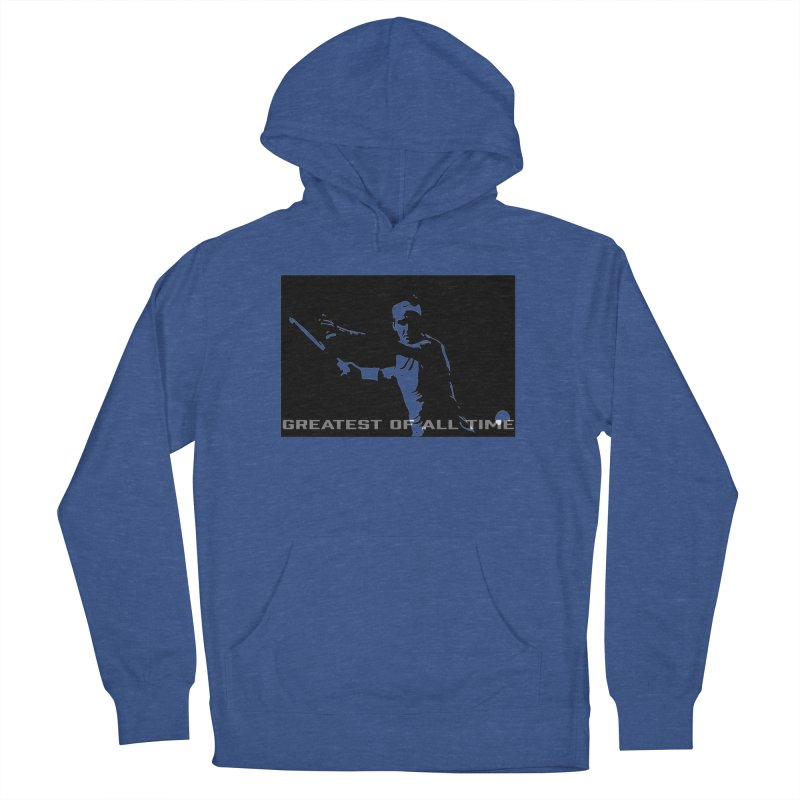 G.O.A.T. Men's Pullover Hoody by J-Mac