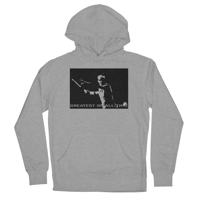 G.O.A.T. Men's Pullover Hoody by J-Mac