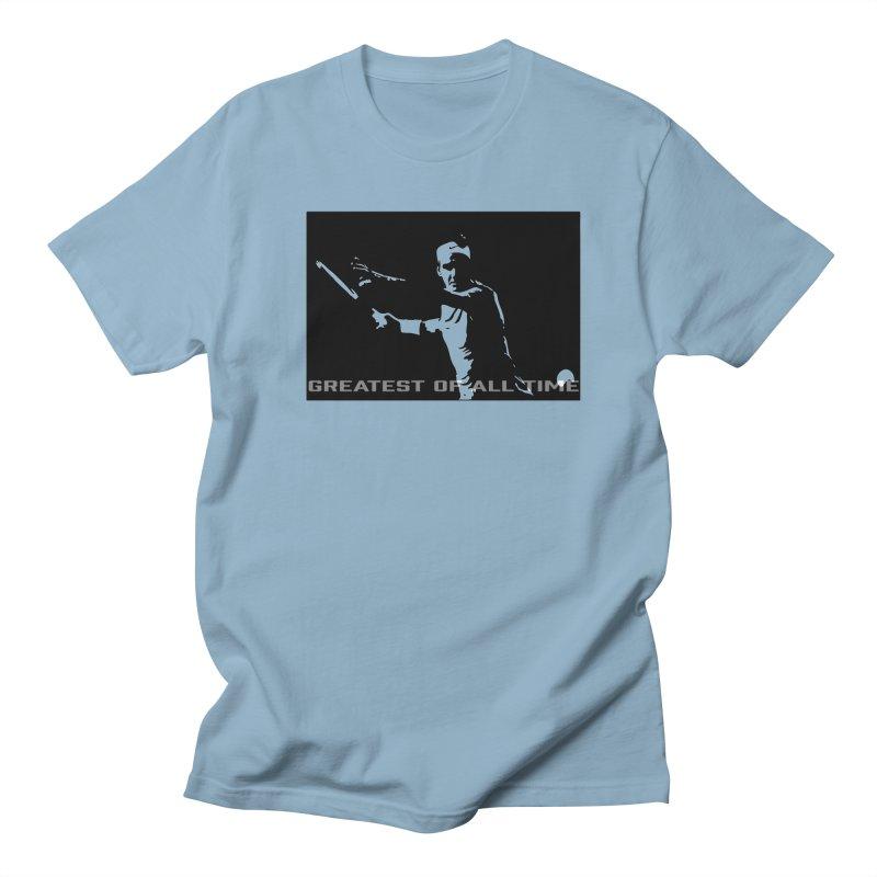 G.O.A.T. Men's T-Shirt by J-Mac