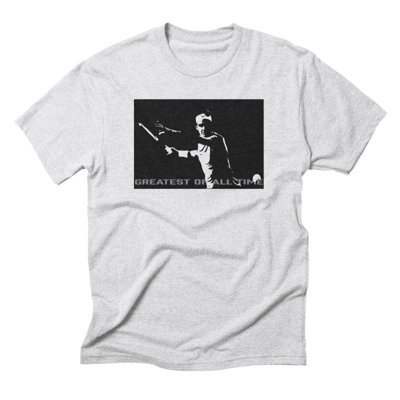 G.O.A.T. Men's Triblend T-Shirt by J-Mac
