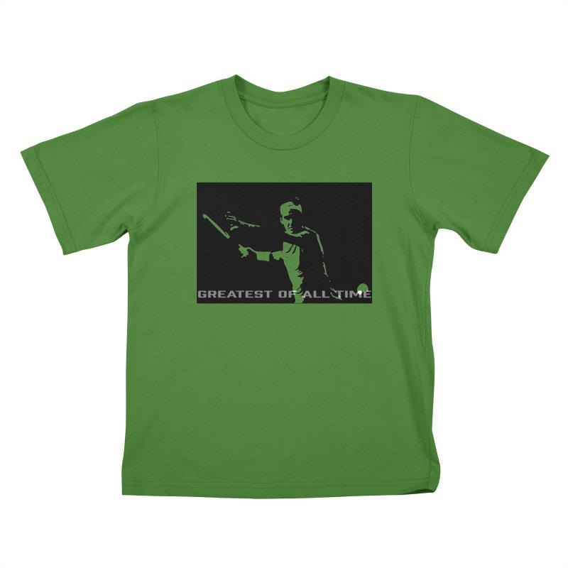 G.O.A.T. Kids T-Shirt by J-Mac