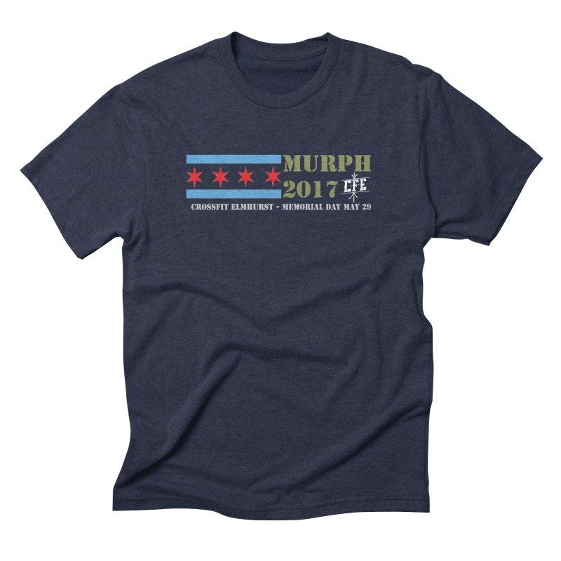 2017 Murph (dark) Men's Triblend T-Shirt by J-Mac
